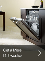 Get a Miele Dishwasher